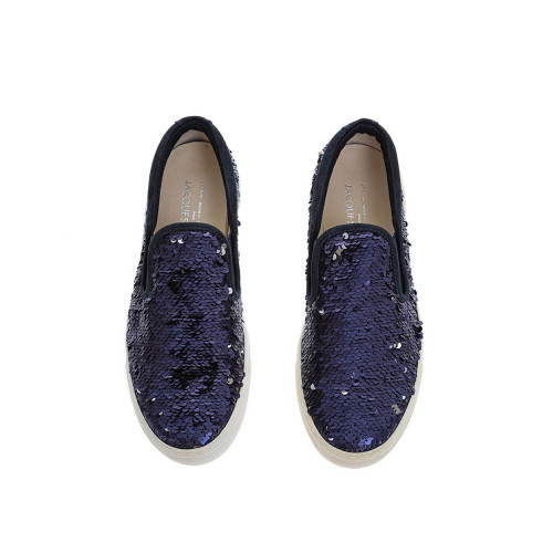 Achat Slip-on shoes made of sequins - Jacques-loup