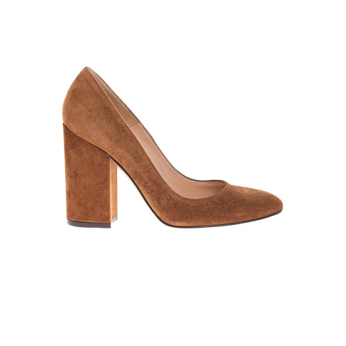 Achat Escarpin bt rond Tal.100 Gianvito Rossi Femme - Jacques-loup