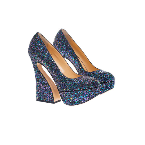 Achat Glitters and leather high... - Jacques-loup