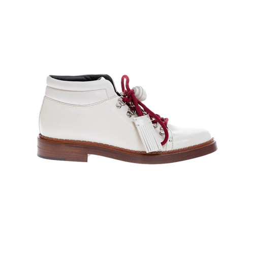 Achat Patent leather derby with... - Jacques-loup