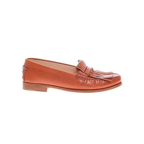 Achat Calf leather moccasins with... - Jacques-loup