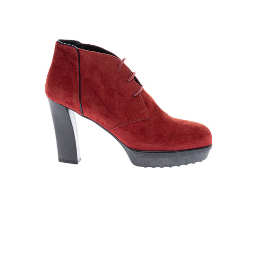 Achat Derby Boots Tal.95 + patin sang Tod's Femme - Jacques-loup