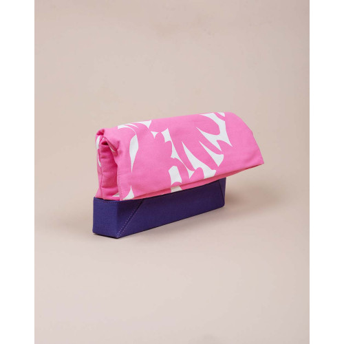 Achat Large bag with pink flower - Jacques-loup