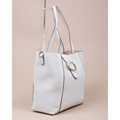 Achat White shopping bag T-Ring Shopping Tod's for women - Jacques-loup