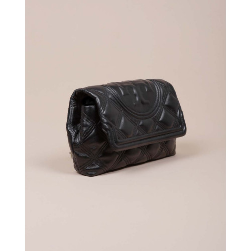 Achat Fleming Soft Clutch - Nappa leather quilted clutch bag with flap - Jacques-loup