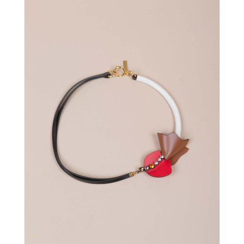 Achat Crew necklace with ornament - Jacques-loup