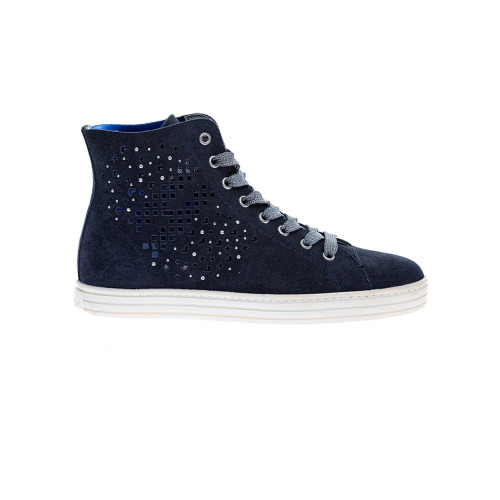 Achat Suede hi-top sneakers - Jacques-loup