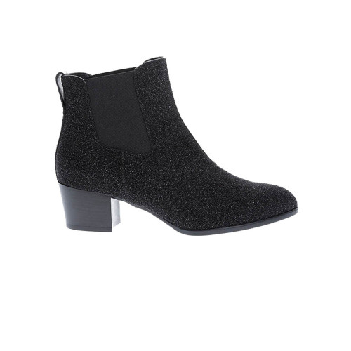 Achat Split leather low boots with pearls - Jacques-loup