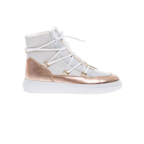 Achat Metallic calf leather... - Jacques-loup