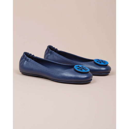 Achat Minnie Miller - Natural leather ballerinas - Jacques-loup