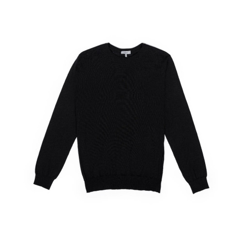 Achat Pull Lanvin noir fin col rond - Jacques-loup