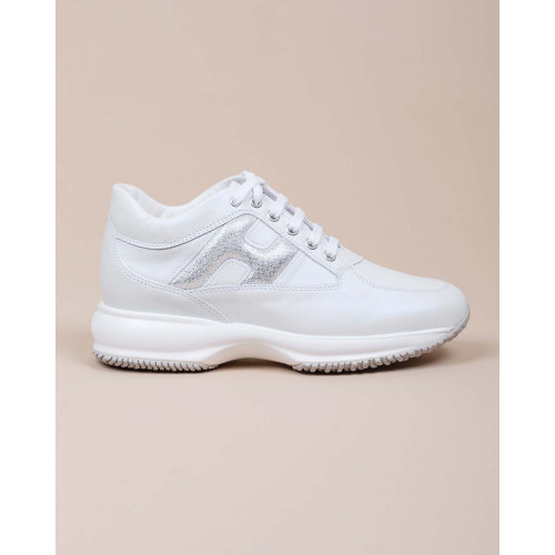 Achat Interactive - Calf leather sneakers with relief H 50 - Jacques-loup