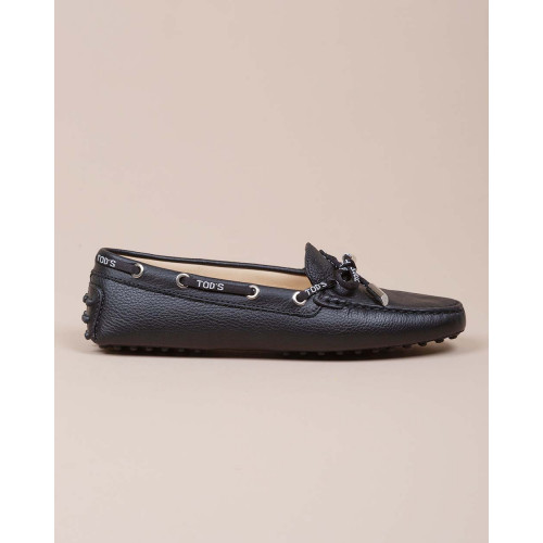 Achat Lacetto Gomini - Grained leather moccasins with laces - Jacques-loup