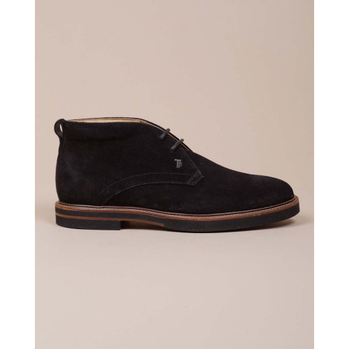Achat Light Casual Polako - Suede derbys with laces - Jacques-loup