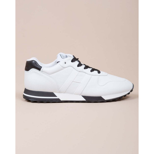 Achat Running H86 - Nappa leather sneakers with contrasting buttress - Jacques-loup