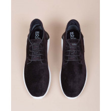 I Cube - Split leather boots/sneakers 4 shoelace wholes