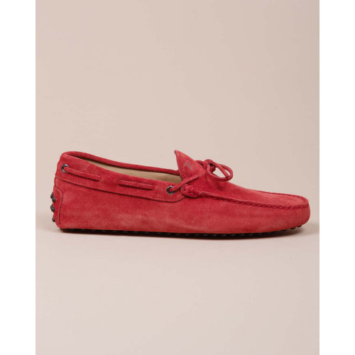 Achat Gomini Lacetto - Split leather moccasins with rubber pins - Jacques-loup