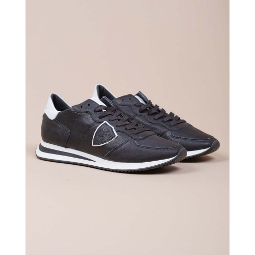 Achat Tropez X - Two-material sneakers new higher sole - Jacques-loup