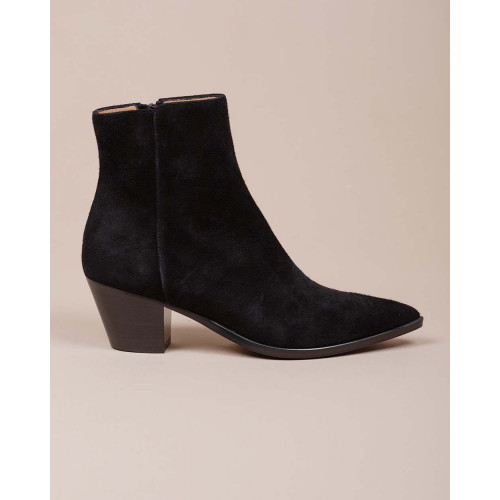 Achat Split leather boots texane style and pointed tip 50 - Jacques-loup