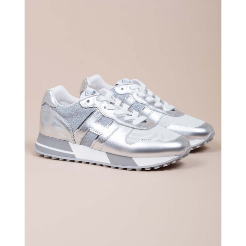 Achat 383 - Metallic calf leather sneakers - Jacques-loup