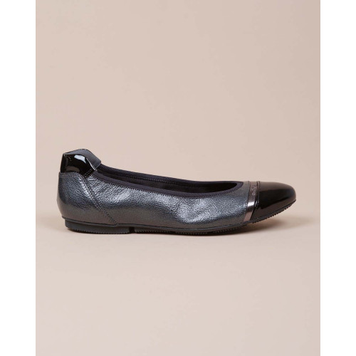 Achat Wrap - Patent leather ballerinas - Jacques-loup