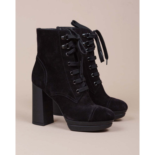 Achat Opty - Suede boots with laces 90 - Jacques-loup