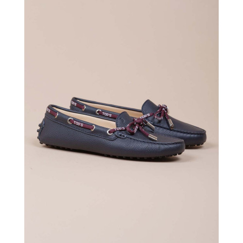 Achat Lacetto - Calf leather moccasins with gomini pins - Jacques-loup