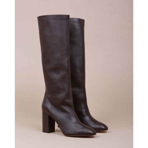 Achat Boogie - Nappa leather high boots 85 - Jacques-loup