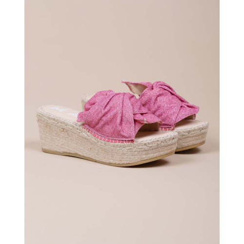 Achat Mules with large tied strap 70mm - Jacques-loup