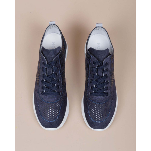Achat Active One - Split leather sneakers with glitters 50 - Jacques-loup