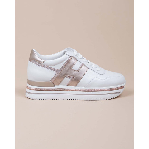 Achat Midi - Leather sneakers with oversized sole 35 - Jacques-loup