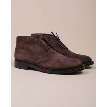 Polako - Suede derbies with laces 30