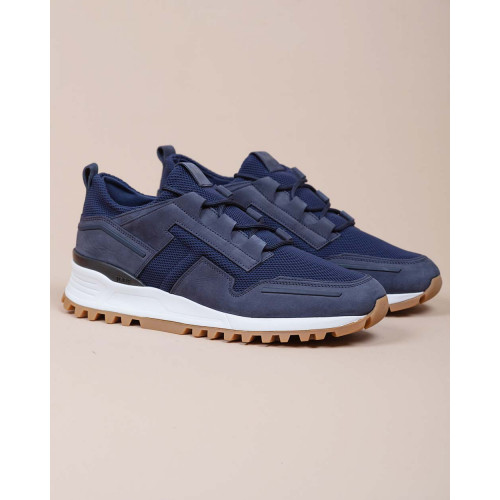 Achat New Runnning Scuba - Rubber and suede sneakers 50 - Jacques-loup