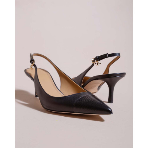 Achat Penelope - Leather pumps with toe-cap - Jacques-loup