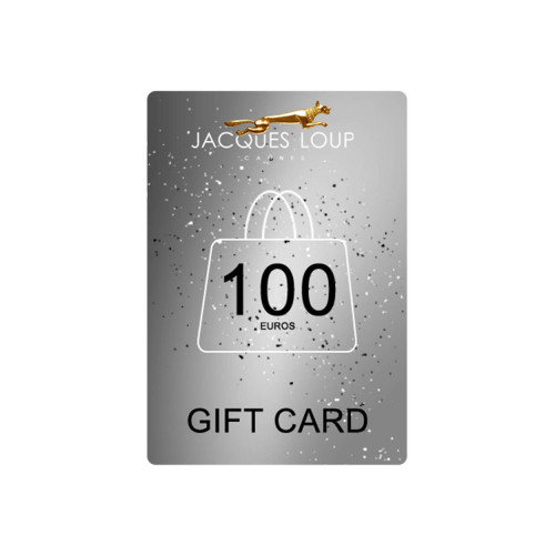 Achat Gift Card - 100€ - Jacques-loup