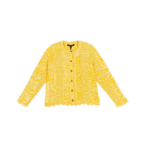 Cardigan Marc Jacobs jaune
