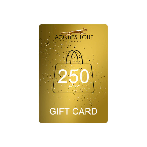 Achat Gift Card - 250€ - Jacques-loup