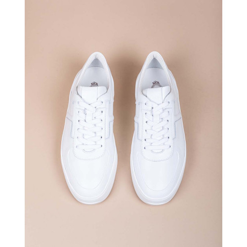 Achat New Cassetta - Nappa sneakers with embossed T 30 - Jacques-loup