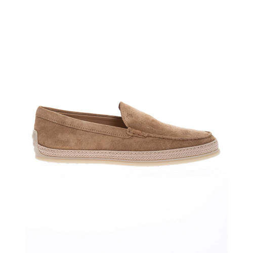 Achat Pantofola - Split leather moccasins with weaving - Jacques-loup