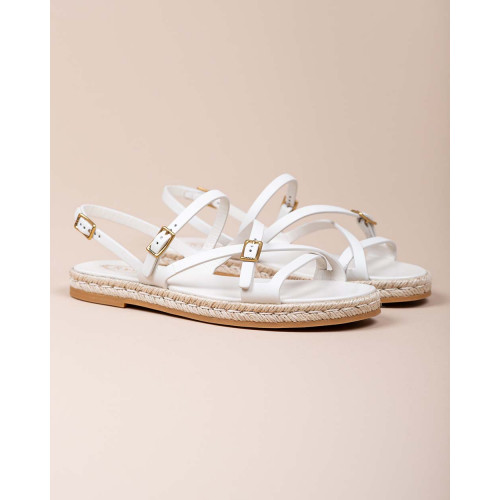 Achat Leather sandals with soft straps - Jacques-loup