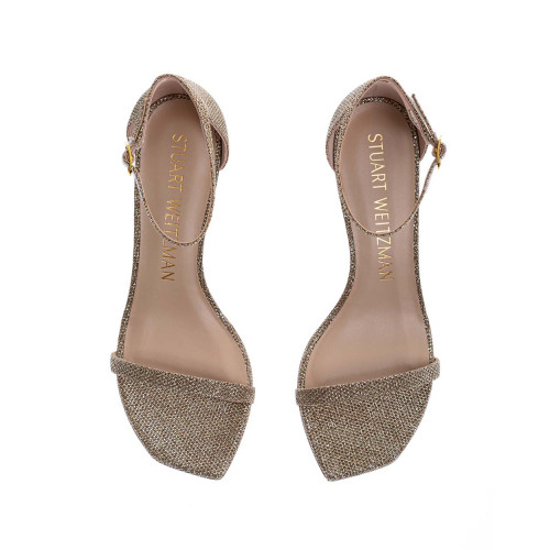 Achat Amelina - High-heeled sandals glitters 75 - Jacques-loup
