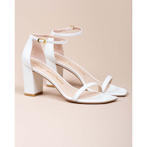 Achat Amelina - High-heeled sandals natural leather 75 - Jacques-loup