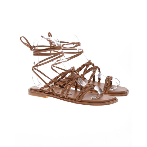 Achat Calypso - Nappa leather sandals 10 - Jacques-loup