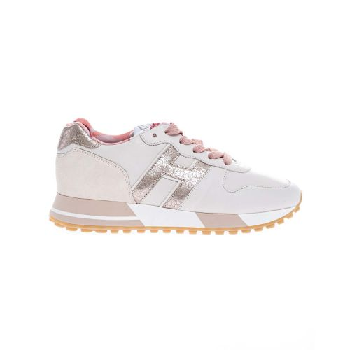 Achat Running H383 - Nubuck and leather sneakers with metallized buttress 40 - Jacques-loup