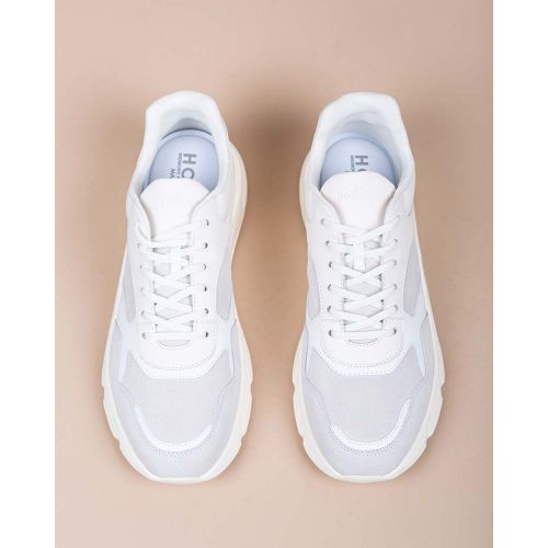 Achat Hyperlight - Leather sneakers sporty style - Jacques-loup