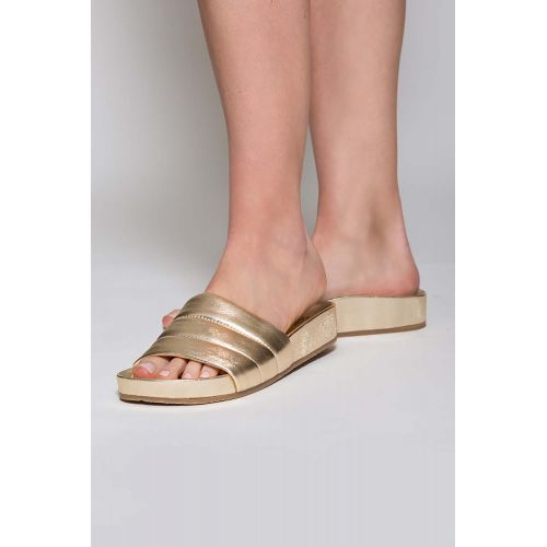 Achat Nappa leather padded beach mules 30 - Jacques-loup