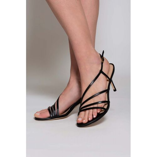 Achat Melodie - Nappa leather sandals with asymmetrical straps 75 - Jacques-loup