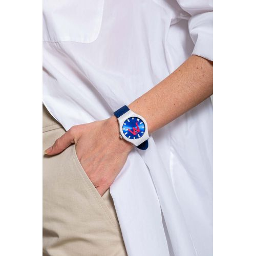 Achat Bangkok - Soft touch silicone and stainless steel watch water resistant - Jacques-loup