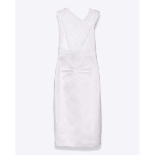 Achat Poplin cotton dress with... - Jacques-loup