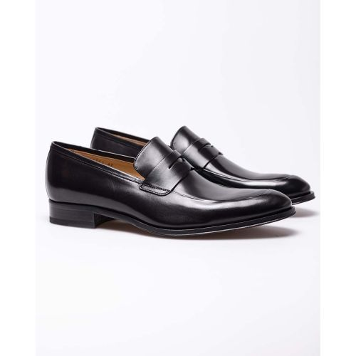 Achat Patent leather moccasins with decorative tab - Jacques-loup